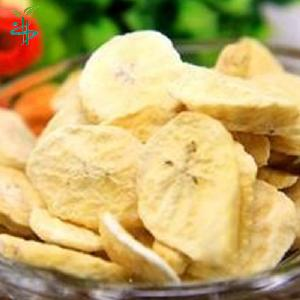Hot Product Organic Fruit Freeze Dried Banana Dry Banana Snack Dried Banana