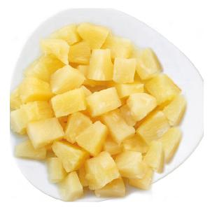 Pineapple Slices, tidbits, pieces, broken Canned - Canned Fruits