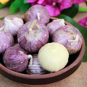 Chinese fresh single clove garlic