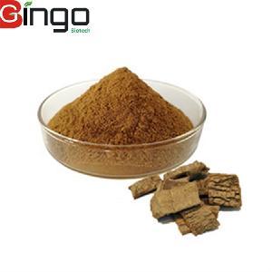 Extract  Powder Eucommia ulmoides Oliv. 25%  Chlorogenic   acid  Pure High quality