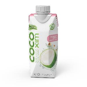 Coconut water with Lotus Seed Flavor 330 ml