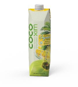 YOUNG   COCONUT   WATER  VIETNAM PACKAGING TETRA PAPER JUICES FLAVOR REASONABLE PRICE +84968617723