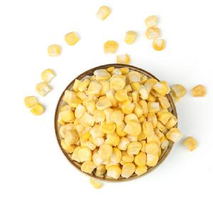 Factory Supply Export Quality Standard Ready to Eat Non-Fried Freeze  Dried   Sweet   Corn  Kernels/Maize