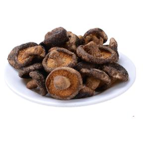 Factory Supply Export Quality Standard Ready to Eat Non-Fried Freeze Dried Whole Shiitake Mushroom