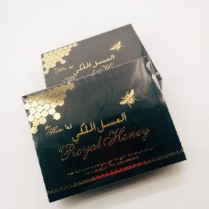 Luxury  Raw Natural Royal  Honey