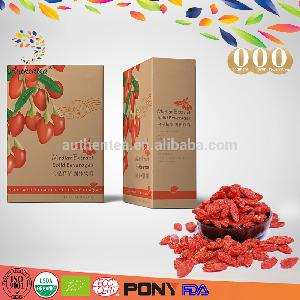 Hot sale 100% natural Barbury Wolfberry Fruit Extract, Wolfberry Extract Powder,  Lycium  Chinensis