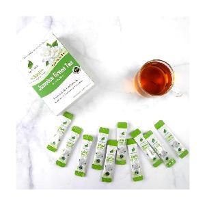 Chinese green tea best brands pure jasmine tea for skin beauty