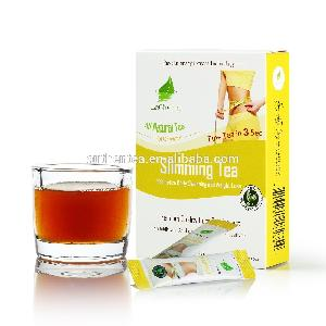 No Side Effect Instant Slim Diet Tea Extract without Additives