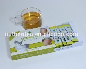 Not Laxative Natural Herbs Slim Fit Tea Extract for Cleansing Body Toxins   Wastes
