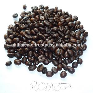 ROASTED   COFFEE  BEAN ( ARABICA ;  ROBUSTA )