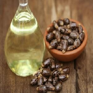 Castor oil / 100% Pure and Natural Castor Oil and peanut oil