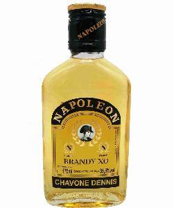 175 ml  Napoleon XO Brandy  Chavone Dennis Private Label Brandy