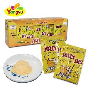 With Vitamin C Strawberry Pineapple Orange Flavor Powder Drink