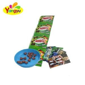 Miilo Chocolate Flavor Tablet Candy pressed candy