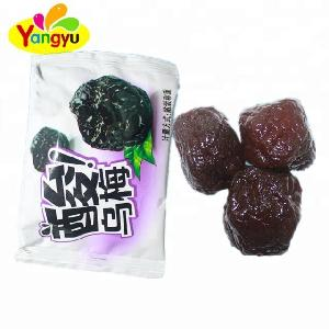 Chinese Sweet And Sour Dried Plums For Sale