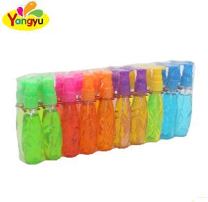 6 Fruit Flavor Colorful Sour Spray Candy Sweet Spray Liquid Candy New Product  Funny  Fruit Sweet