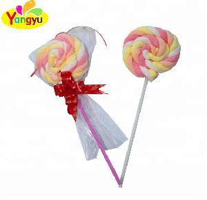 wholesale   halal  marshmallow lollipop  candy   wholesale   candy  lollipop stick