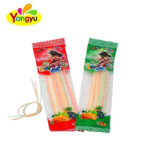 Wholesale  Korean   style  fruity flavor cc stick candy sour candy