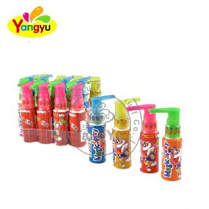 Magic Calabash  Candy  Fruit Liquid  Candy  Sour  Sweet   Spray   Candy