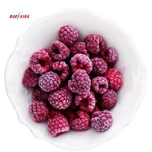 Good quality and best price iqf frozen raspberry whole fruit