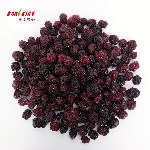 Berry King Bluk Calibrated  IQF   Frozen  Blackberry  Fruit