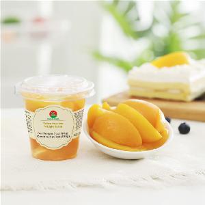 227g Yellow Peaches in juice
