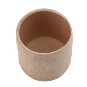 Handmade bamboo cups eco friendly original hand crafted bamboo coffee mugs from Vietnam