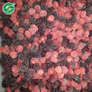 Frozen IQF mixed Berries fruits with BRC kosher certificates