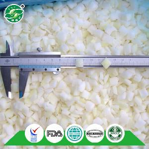 supply BRC certified high quality IQF frozen sliced onion / frozen onion diced / frozen onion ring hot sale
