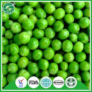 supply BRC certified new crop high quality  IQF   frozen   green   peas  hot sale