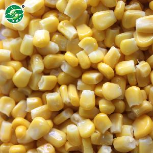 iqf  frozen  yellow  corn  kernels and  frozen   sweet   corn  kernels packing with good quality