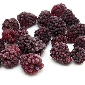 IQF   Blackberry   Whole