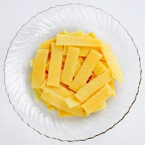 Bamboo   shoots  slice iqf vegetables wholesale price