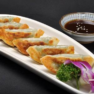 DSF  FOOD  IQF  frozen  fried vegetables dumplings with  Kosher