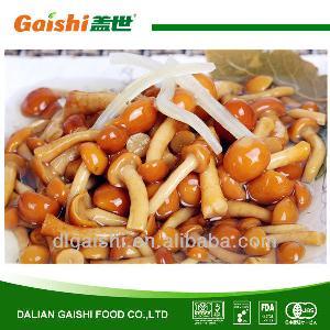 314ml/550ml/580ml marinated nameko  mushroom  in  jar  and pouch