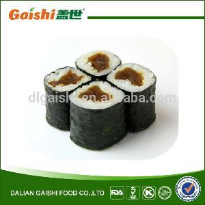 Kosher  food for  sushi  roll --- flavor  sushi  kanpyo