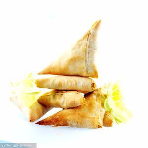 2014 hot sale high quality halal frozen samosa