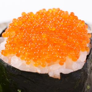 Gold Supplier Small Orange Black  Green   Fish  Eggs Roe Caviar Sushi