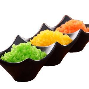 Green Seasoned Fish Roe