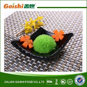 Salmon Green Caviar / Frozen Salmon Roe