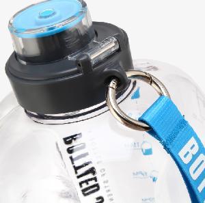 Amazon Hot Selling Outdoor Plastic Sports Water Bottle Leak-Proof  sport Drinking water bottle