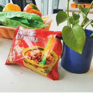 Wholesale instant noodles packet noodle instant organic instant soup halal ramen