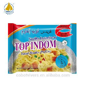Spaghetti wheat flour  vitamin   powder  flavoured instant noodle