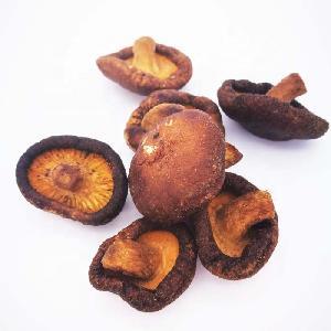 Popular low temperature vacuum fried vf mushroom chips