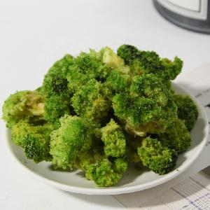 TTN 2018 Vacuum Fried Vegetables Chips of Broccoli Wholesale Prices