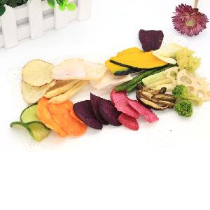 TTN Wholesale Vacuum Fried Mixed Fruits and Vegetable Chips Price List