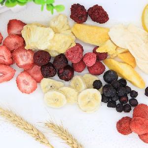 TTN Best Sale Freeze Dried Mixed Fruit Dry Original Marketing