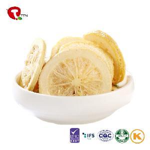 TTN Hot Sales Cheap Price Bulk Wholesale Freeze Dried Lemon Slice
