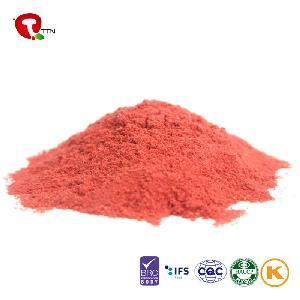 TTN Export Bulk Sour Low Calorie Freeze Dried Strawberry Powder
