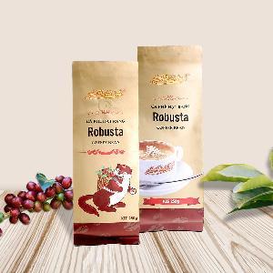 Premium Best Seller Arabica   Robusta Roasted Coffee Bean branding AnThaicafe from Viet Nam coffee beans using coffee machine